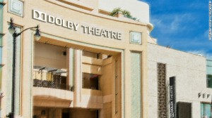 Dolby Theater-- Home of the Oscars.  Credit:  www.cnn.com.