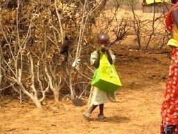 Samburu Collection (Little Girl)