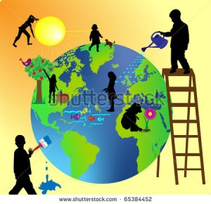 stock-vector-children-taking-care-of-planet-earth-65384452