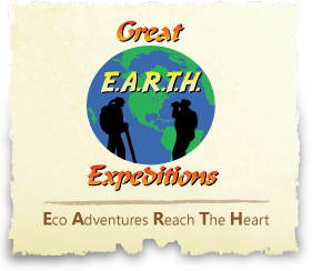 Great EARTH Expeditions logo